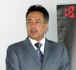 Тарик Альхаурани, директор по развитию бизнеса KYOCERA Document Solutions Russia